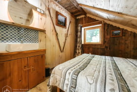 Magnifique appartement style chalet à Val Cenis Termignon.