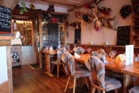 Salle restaurant le Farçon
