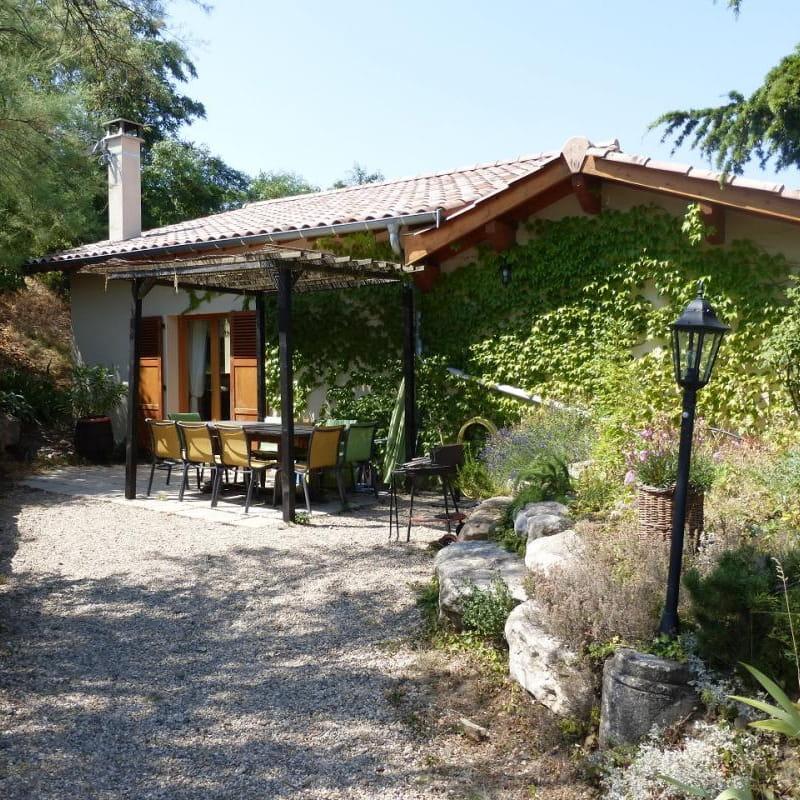 Gîte 'Le Chêne du Py' à Villié-Morgon (Rhône - Beaujolais vignobles - proximité de Belleville sur Saône).