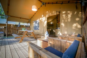 Camping et Lodges de Coucouzac