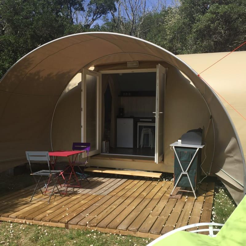 Coco sweet au camping la Goule