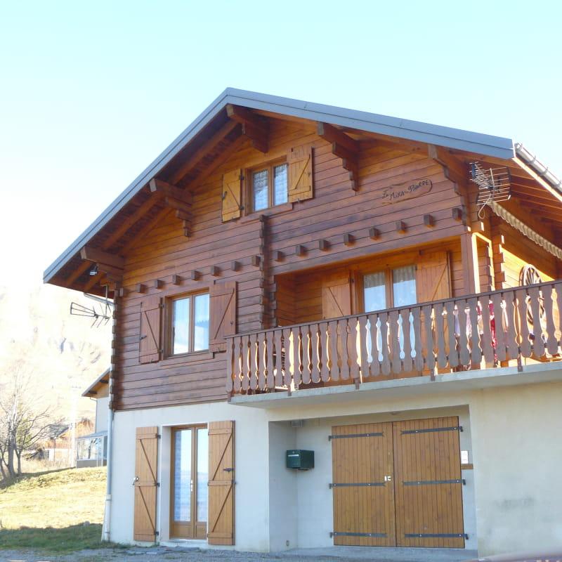 Location de vacances le Mika-Pierre à Albiez