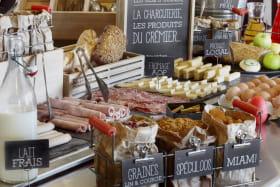 Ibis Lyon Caluire Cité Internationale - Petit déjeuner Buffet