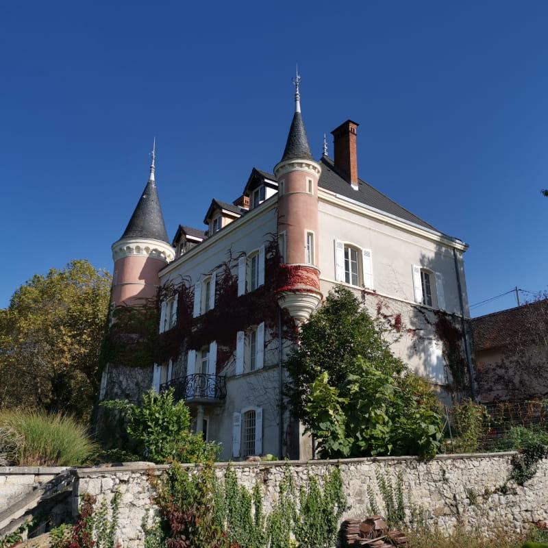 Le Château de Saint-Genix