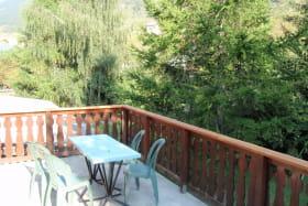 Appartement La Gentiane dans le Chalet Nanook à Val Cenis Lanslevillard