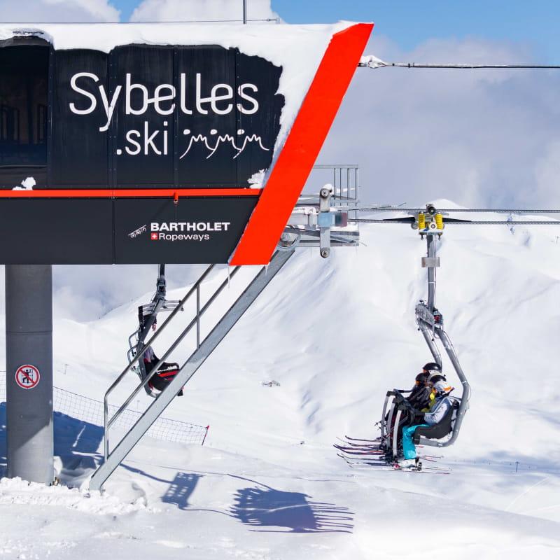 Télésiège Sybelles Express