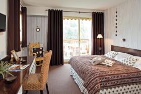 Chambre Hotel Les Bains