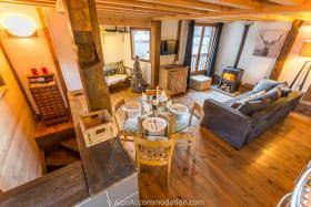 Alps Accommodation - Le Mazot