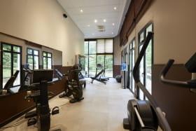 HÔTEL***** & SPA LE PAVILLON - Salle de fitness