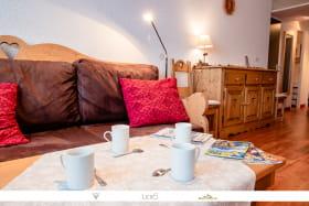Bel appartement pour 5 personnes à Bessans.