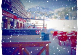 Extérieur restaurant l'Avalanche