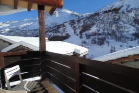 Lombard Régine  bonneval sur arc-balcon