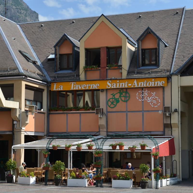 La Taverne Saint-Antoine -Saint-Jean-de-Maurienne