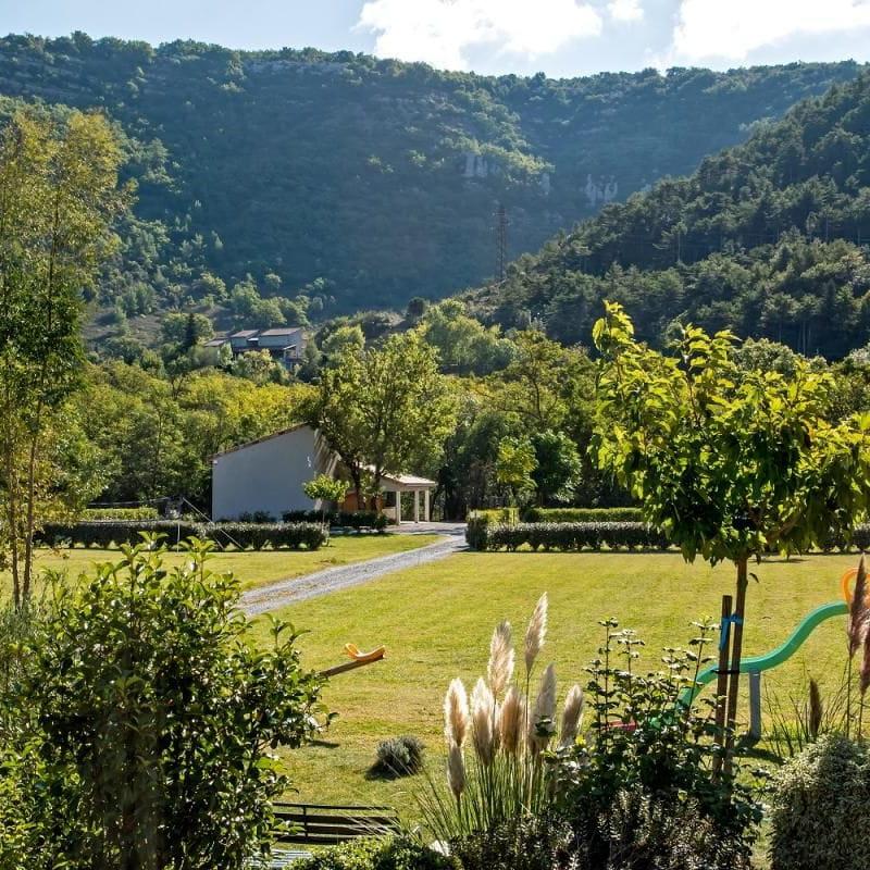 Camping de l'Ouvèze
