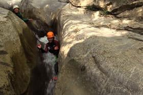 Canyon 1/2 journée: les rots de balme