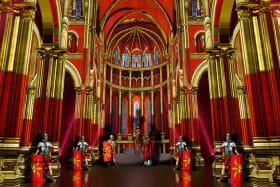 Lyon Cathédrale Romains