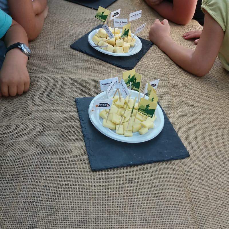 5 sens autour des fromages de Savoie