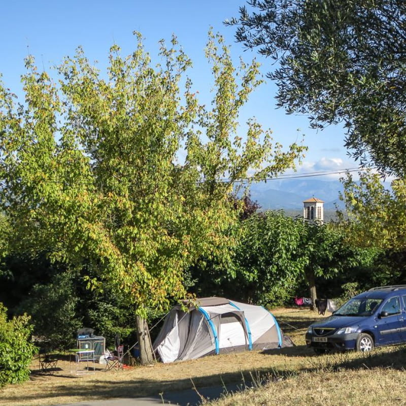 Camping Les Chadenèdes