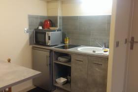 Salle de bain Appart'Hôtel Oyonnax-Bellignat