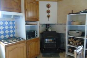 cuisine gite chez rose - châteauneuf de Galaure