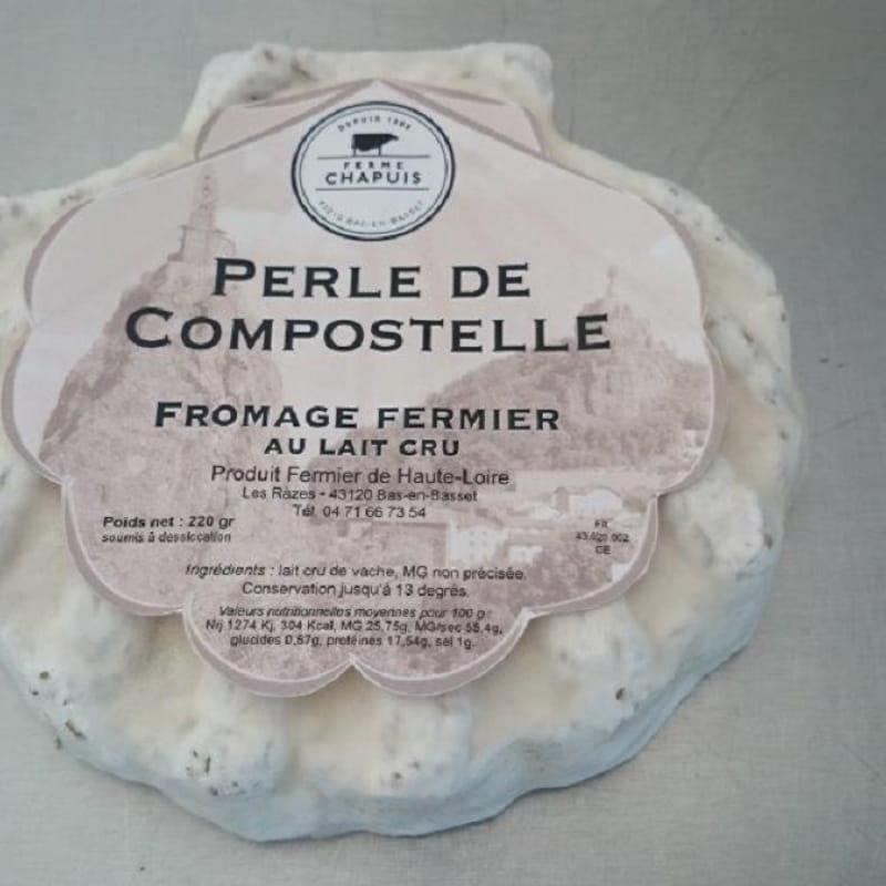 Fromage Perle de Compostelle