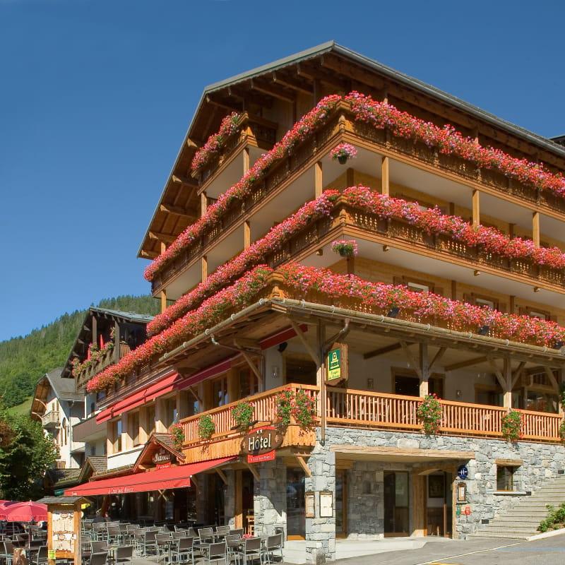 Hotel La Croix-Saint-Maurice -  Le Grand-Bornand