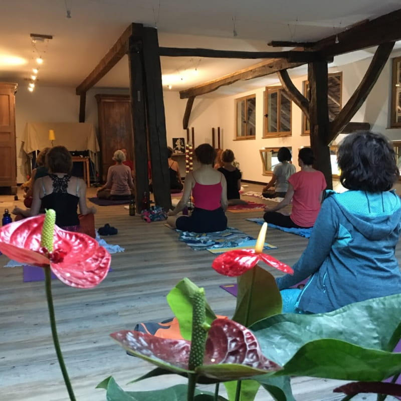 Yoga bien-être et équilibre