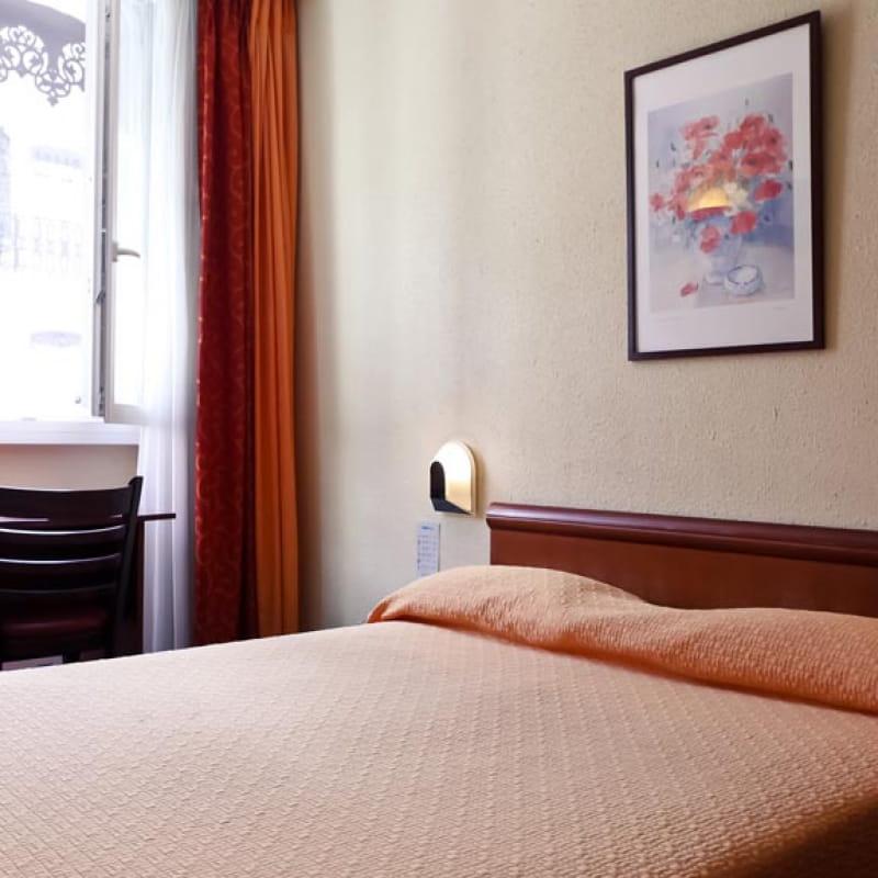 Hôtel Elysée - Une chambre