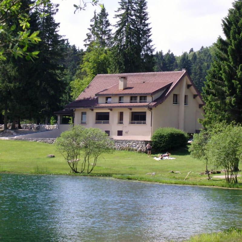 Auberge du lac Genin