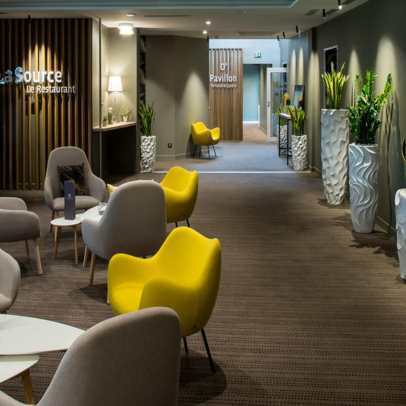 Hôtel **** Resorts & Spa La Charpinière