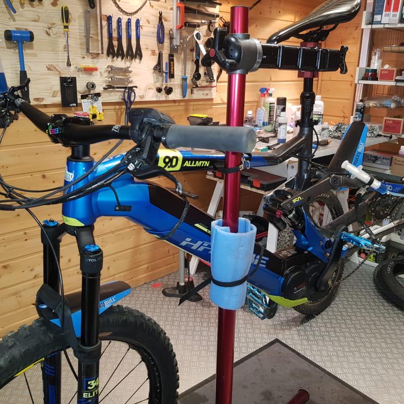 Présattions toutes marques pour l'entretient de votre vélo