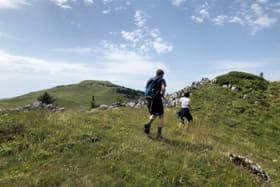 Découverte du trail avec Didier Marinet
