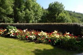 Les ombrages du jardin