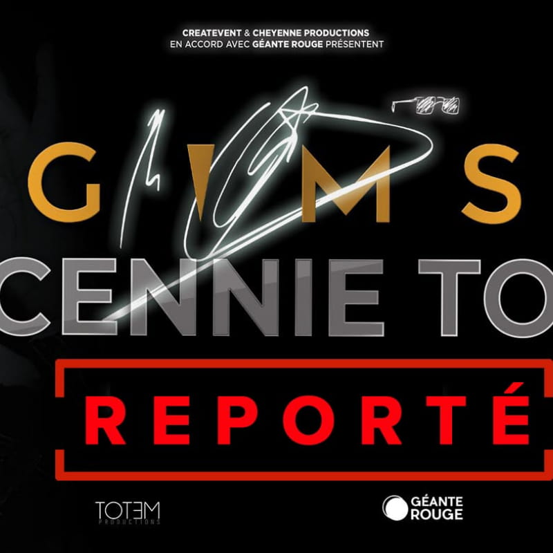 Gims - Décennie Tour