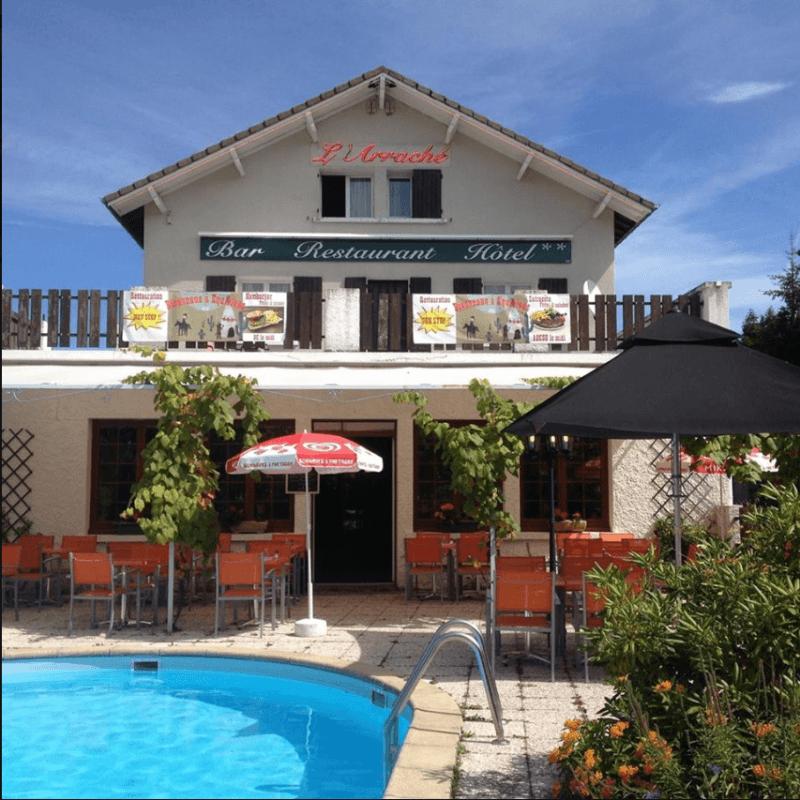 Hôtel l'Arraché
