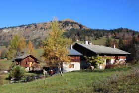 Hameau de Chantemerle - La ferme