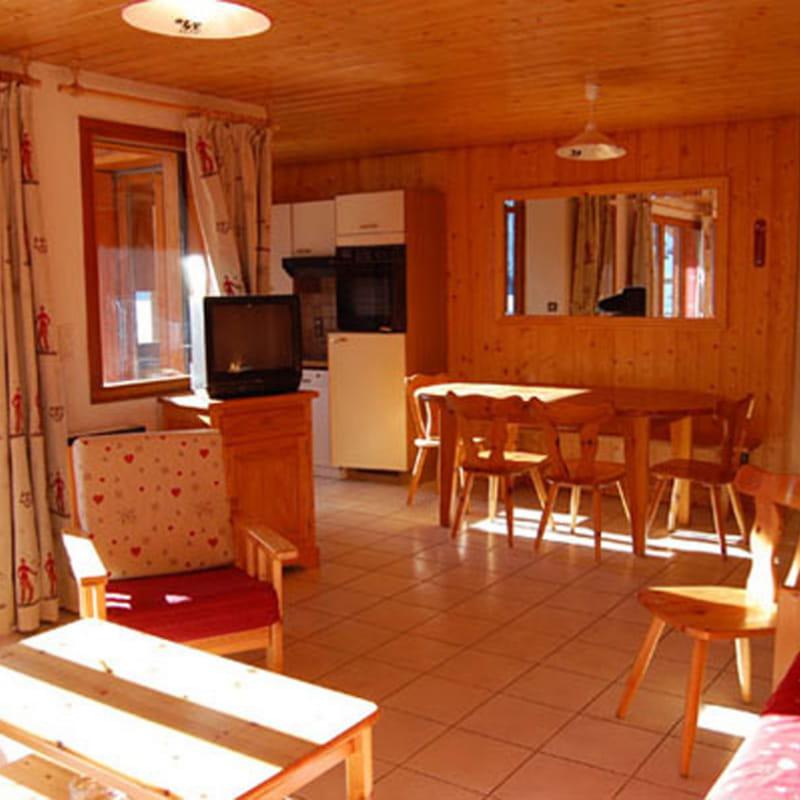Résidence le Chargalon n°11 - appartement 8 pers.