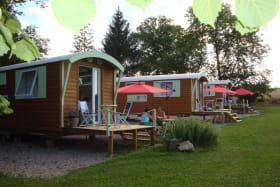 Camping La Pourvoirie des Ellandes