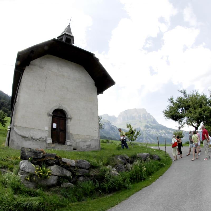 Chapelle des Houches