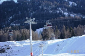Muzet Christiane-val cenis -lanslevillard-hiver