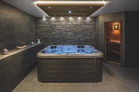 Espace bien-être : sauna et spa