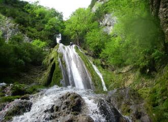canyoning cuves du Buizin