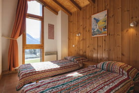 Chalet les Tacounets - chalet 14 pers.