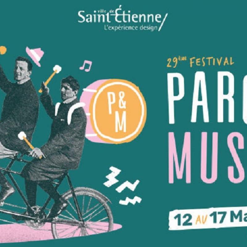 Saint-Etienne Live by Paroles et Musiques