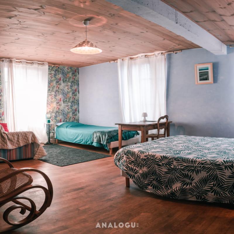chambre Aqua