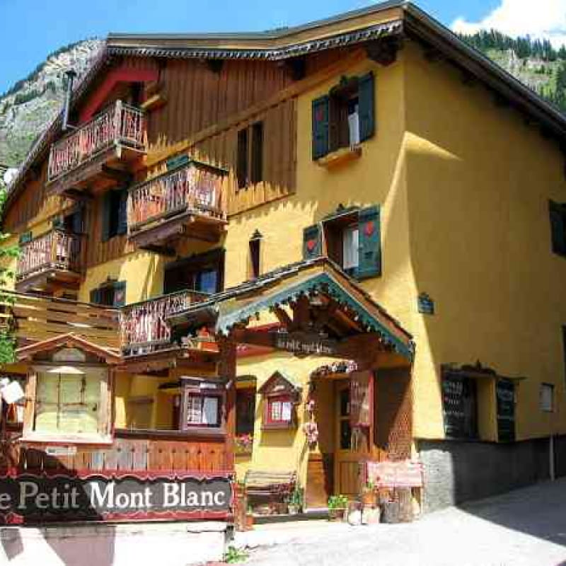 Petit Mont Blanc - Gentianes
