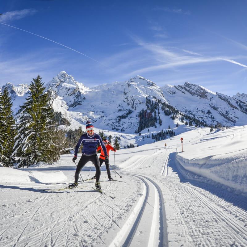 La Randonnée - Cours ski de fond