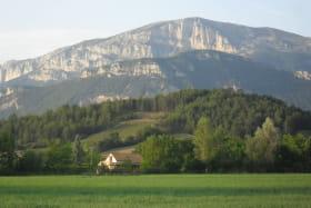 maison et montagne