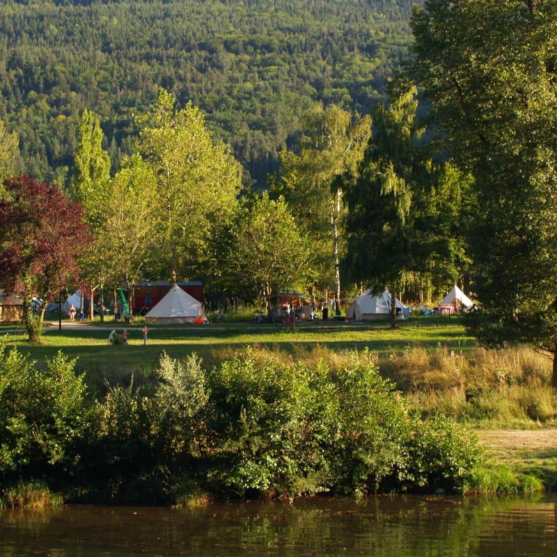 Cosy camp Chamalière sur Loire