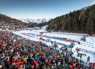 BmW IBU Biathlon World Cup Annecy - Le Grand-Bornand